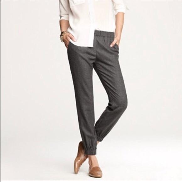 c36fab685 J. Crew Pants | Nwot Jcrew Favorite Fit Wool Jogger | Poshmark